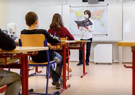 UVC Luftkeimung in Schulen, Kindergärten und Bildungseinrichtungen